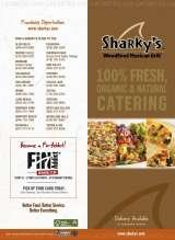 Menus & Prices, Sharky's Woodfired Mexican Grill, Woodland Hills