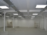 MGB Electrical Solutions Ltd - Warehouse Lighting Installation