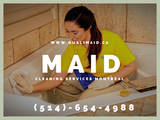 Cleaning Services Montreal, Professional Maid Cleaning Services, laval