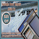 Garage Door Repair Alvin TX