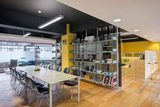 Office design and fit out services of CCWS Office Design & Build in London