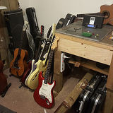 Profile Photos of Guitar Repair Workshop | Colourtone Guitars