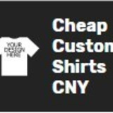 CNY Cheap Custom Shirts