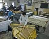 Piano tuning, repair and restoration in our workshop