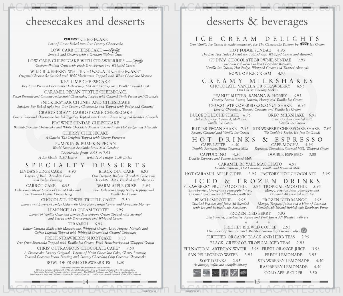 cheesecake factory application form - 28 images - cheesecake factory ...