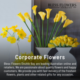 Corporate Flowers from Vaucluse Florist in Sydney