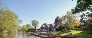 The Cherwell Boathouse Restaurant
