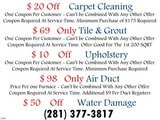 Profile Photos of League City Carpet Cleaning