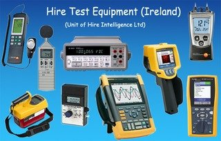 Hire Test Equipment, Ireland