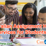 CaseStudyHelp.Com: Australian Assignment Help Services for Students