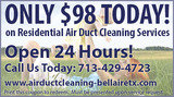 Profile Photos of Air Duct Cleaning Bellaire TX