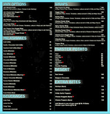 Pricelists of Cafe 2.0 Vashi