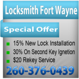 Locksmith Fort Wayne IN