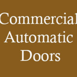 Commercial Automatic Doors