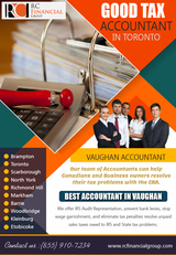Pricelists of RC Accountant - CRA Tax