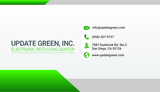 Update Green of Update Green Electronic Recycling Center
