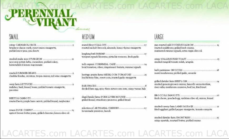 Pricelists of Perennial Virant 1800 N Lincoln Ave - Photo 5 of 6