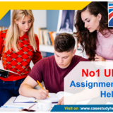 Case Study Help Experts with Professional Assignment Help UK