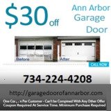 Garage Door Of Ann Arbor