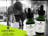 cbd spectrum oil LeafyWell 2645 Executive Park