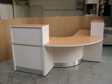 Profile Photos of Reception Desks Online