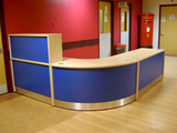 Pricelists of Reception Desks Online