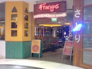 Frangos - Famous Fire Grilled Chicken