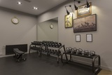 Fitness Centre at Canopy by Hilton Zagreb - City Centre