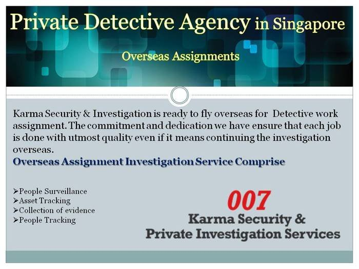 One of the best Private Detective Agency in Singapore  Profile Photos of Private Detective Agency in Singapore 1 Park Road  People's Park Complex #04-15 - Photo 11 of 13