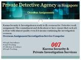 One of the best Private Detective Agency in Singapore