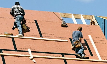 Workers Putting Roof on New Home Profile Photos of Roofing KC 907 E 56 Highway - Photo 7 of 7