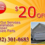 Garage Door Repair in Rosenberg TX