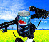 Bicycle Bike Cycling Cup Can Bottle Expandable Handlebar Mount Holder