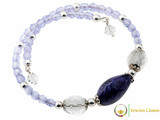 Levante Set - Purple, Amethyst and Clear
