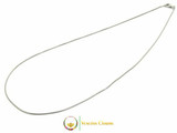 Sterling Silver 45 cms chain