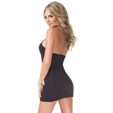 Coquette Kissable Sexy Halter Mini Dress