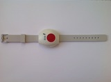 Wristwatch Alarm Button – Water Resistant