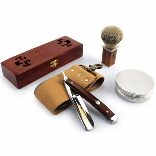 A P Donovan Luxury Straight Razor Starter Gift Set