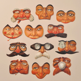Edwardian Reproduction Mini Masks