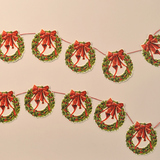 Christmas Wreath Garland