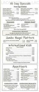Menus & Prices, International Delight  Cafe - NY, Rockville Centre