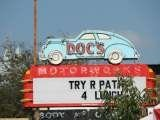 Doc's Motorworks Bar & Grill Backyard, 5207 Brodie Ln, Sunset Valley