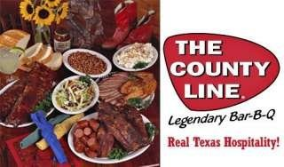County Line Cutten, Houston