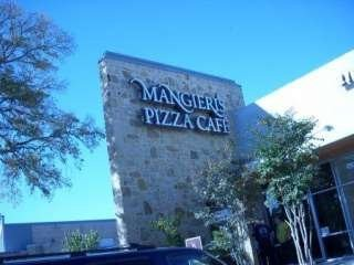 Mangieri's Pizza Cafe Circle C, Austin