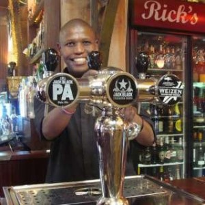 Draught beers, Rick's Cafe Americain - Restaurant and Bar, Gardens / Cape Town