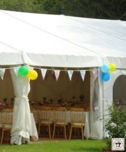 Dilly Dally Bunting, Hullavington