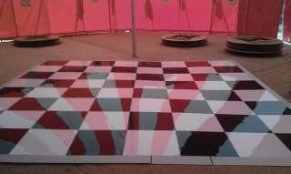 dance floor hire, Bigtopmania, Launceston