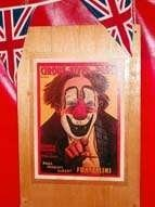 circus poster hire, Bigtopmania, Launceston