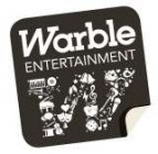 Warble Entertainment Agency, 136 Nantwich Road, Crewe