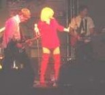 Blondee, the ultimate Blondie tribute band, kent, kent